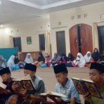 Doa Bersama Santri Yatim dan Penghafal Al-Qur'an Pesantren Yatim Al-Hilal