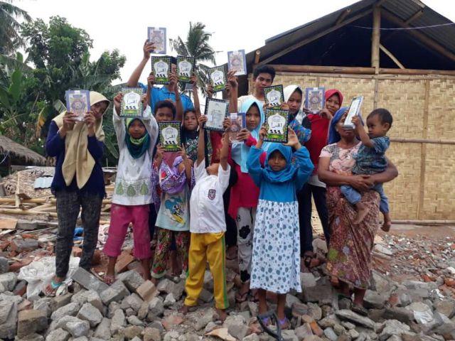 Wakaf Quran Lombok