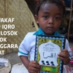 Wakaf Al-Qur'an Untuk Warga Lombok