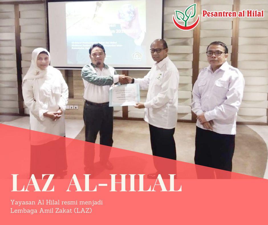 Lembaga Amil Zakat Alhilal Bandung