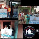 Hilal Leadership Community (HLC) Peduli Banjir Bandung Selatan