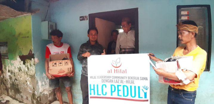 Hilal Leadership Community (HLC) Peduli Banjir Bandung Selatan 3