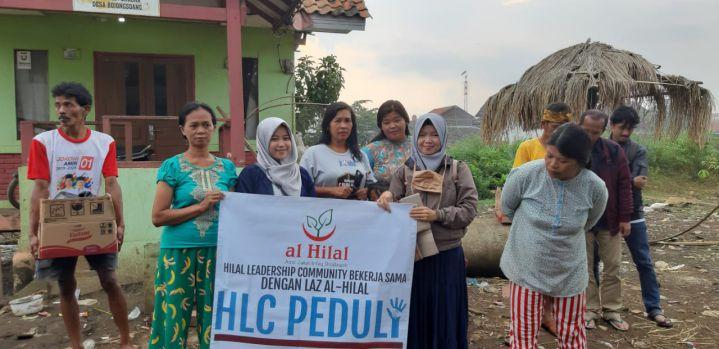 Hilal Leadership Community (HLC) Peduli Banjir Bandung Selatan 1