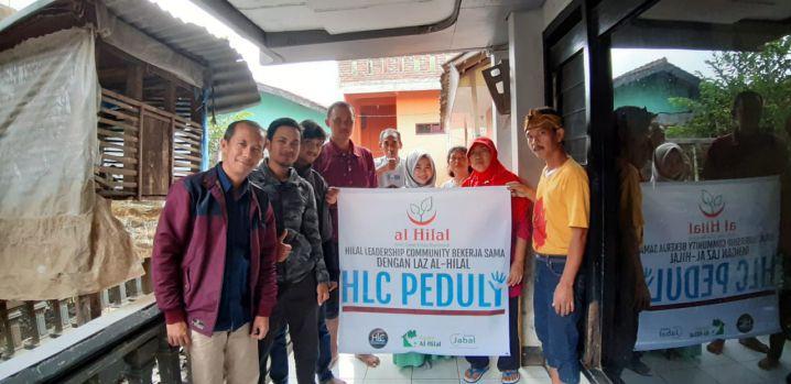 Hilal Leadership Community (HLC) Peduli Banjir Bandung Selatan 2