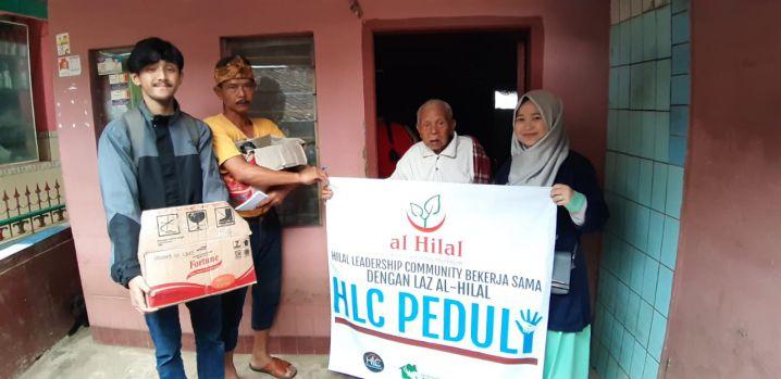 Hilal Leadership Community (HLC) Peduli Banjir Bandung Selatan 4