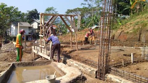 Laporan Keuangan dan Progres Pembangunan Masjid Pesantren al-Hilal 28