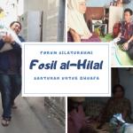 FoSil al-Hilal (Forum Silaturahmi al-Hilal) Melakukan Santunan Kepada Dhuafa