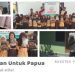 Hari Ini, al-Hilal Menyebarkan Wakaf Quran Untuk Papua