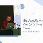 Kajian di Masjid Al Ukhuwah dengan Ustadz Monde Abu Fatih