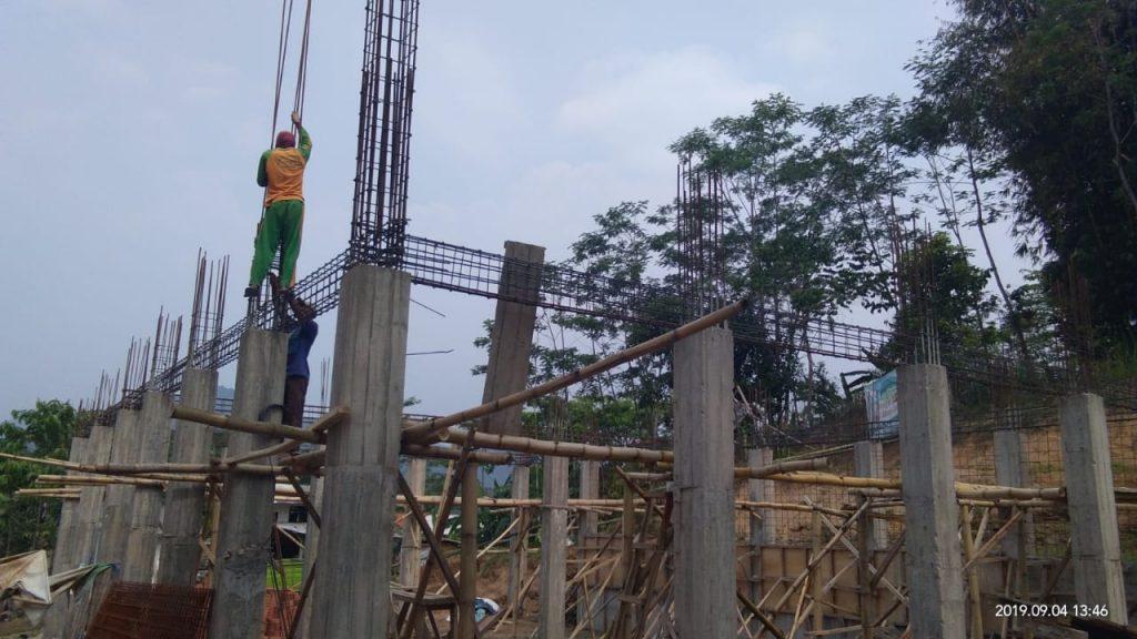 Laporan Keuangan dan Progres Pembangunan Masjid Pesantren al-Hilal 21
