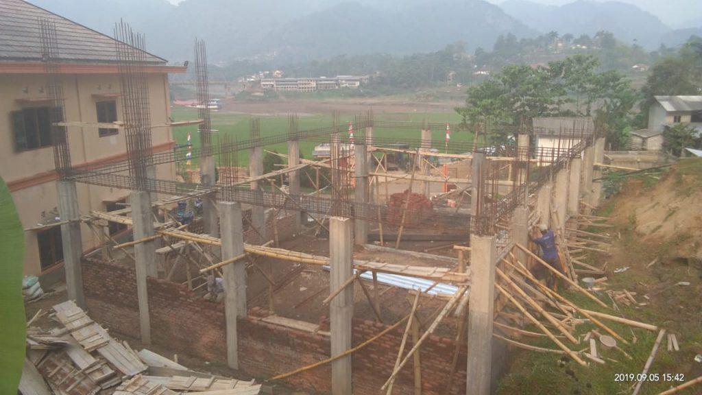 Laporan Keuangan dan Progres Pembangunan Masjid Pesantren al-Hilal 22