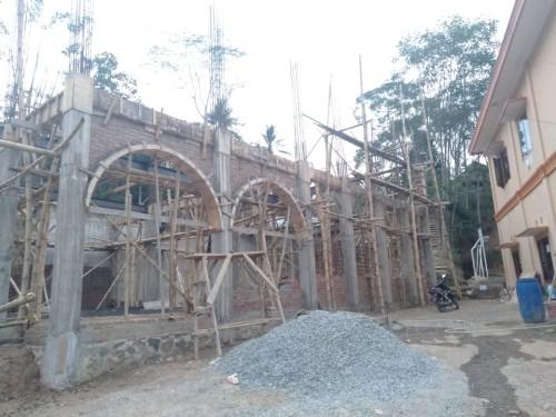 Laporan Keuangan dan Progres Pembangunan Masjid Pesantren al-Hilal 12