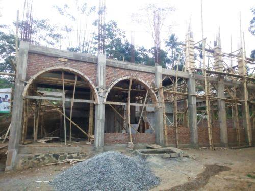 Laporan Keuangan dan Progres Pembangunan Masjid Pesantren al-Hilal 8