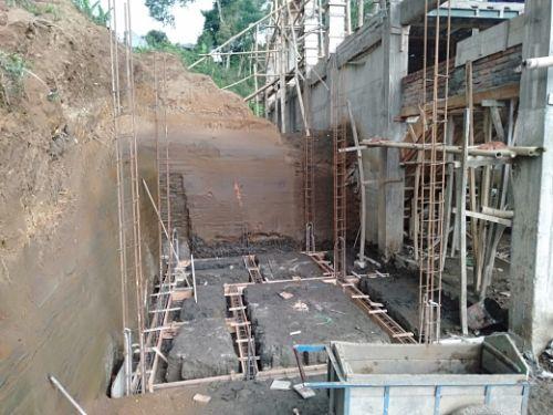 Laporan Keuangan dan Progres Pembangunan Masjid Pesantren al-Hilal 6