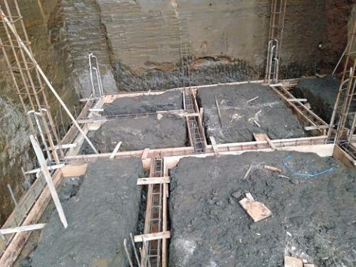 Laporan Keuangan dan Progres Pembangunan Masjid Pesantren al-Hilal 7