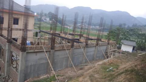 Laporan Keuangan dan Progres Pembangunan Masjid Pesantren al-Hilal 20