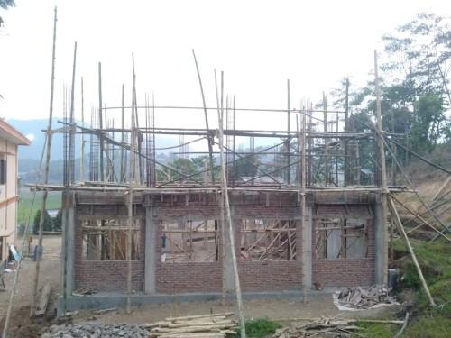 Laporan Keuangan dan Progres Pembangunan Masjid Pesantren al-Hilal 15