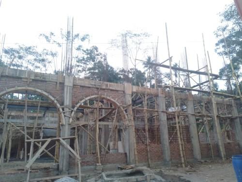 Laporan Keuangan dan Progres Pembangunan Masjid Pesantren al-Hilal 16