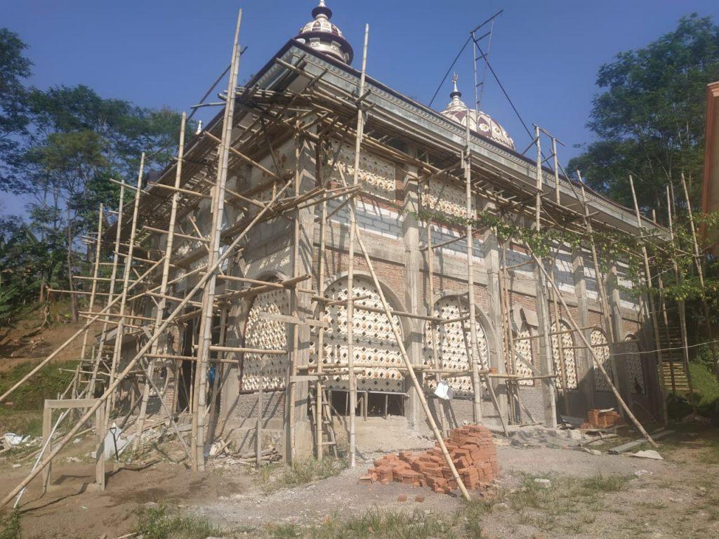 Laporan Keuangan dan Progres Pembangunan Masjid Pesantren al-Hilal 10