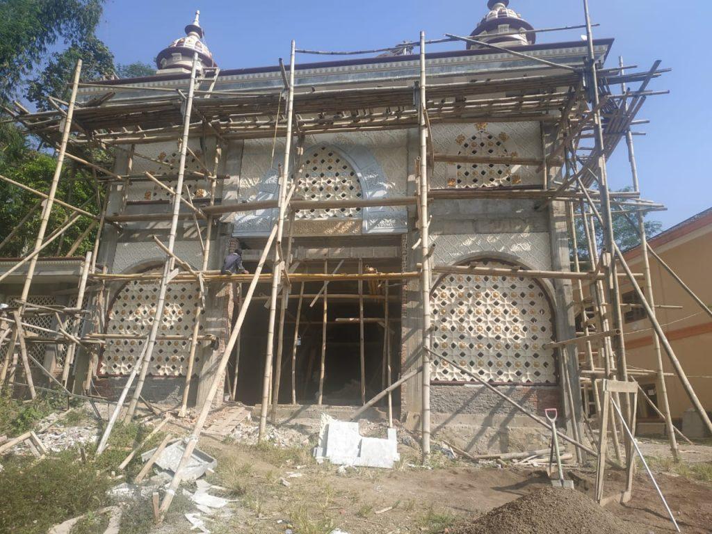 Laporan Keuangan dan Progres Pembangunan Masjid Pesantren al-Hilal 11