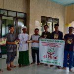 LAZIS Al Hilal Bagikan 100 Wakaf Quran di Karawang