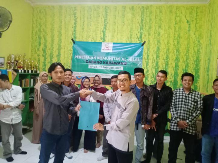 Komunitas Al Hilal Karawang Resmi Didirikan 3