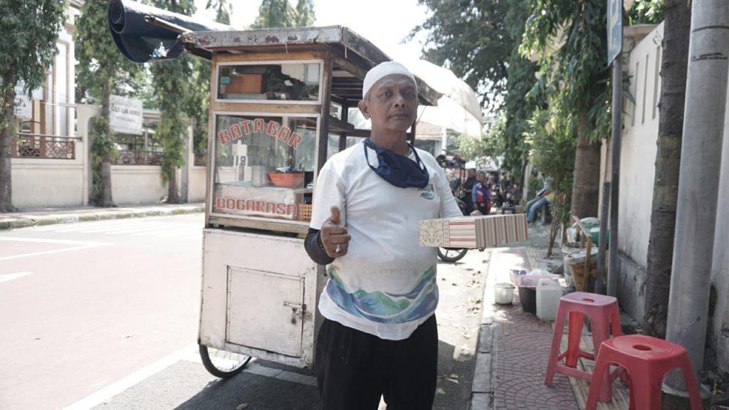 LAZ Al Hilal membagikan 500 Nasi Kotak se Bandung Raya 2