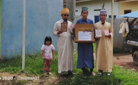 Perkembangan Sebar Wakaf Al Qur'an di Pulau Sumatera 1