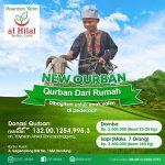 New Normal, Yuk Qurban. untuk anak yatim dan desa pelosok.