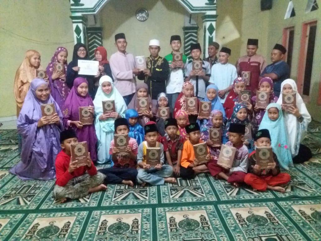 Penyaluran Wakaf Quran untuk TPA Terus Berlanjut 4