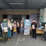 AL HILAL  Berbagi 50.000 KG Beras Untuk Guru Ngaji Dan Anak Yatim