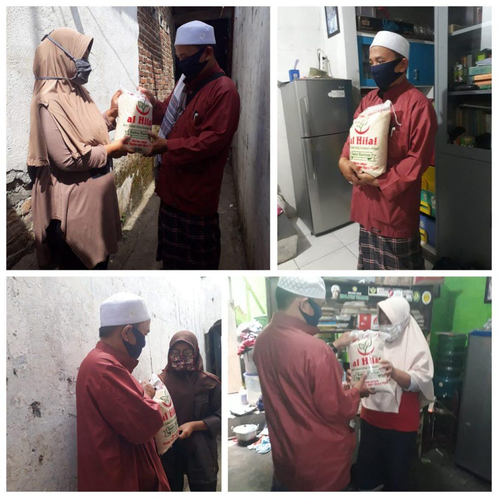 Alhamdulilah, 50.000kg Beras Telah di Tersalurkan Di Kota Bandung 1
