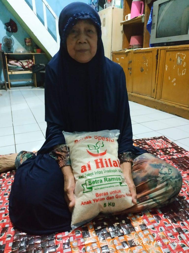 Alhamdulilah, 50.000kg Beras Telah di Tersalurkan Di Kota Bandung 3