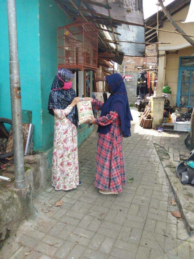 Alhamdulilah, 50.000kg Beras Telah di Tersalurkan Di Kota Bandung 2