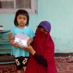 Pembagian Nasi Jumat berkah untuk Dhuafa Dan para Jompo Bersama Komunitas Al-Hilal Cabang Sumedang