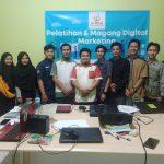Sukses melaksanakan Pelatihan & Magang Digital Marketing