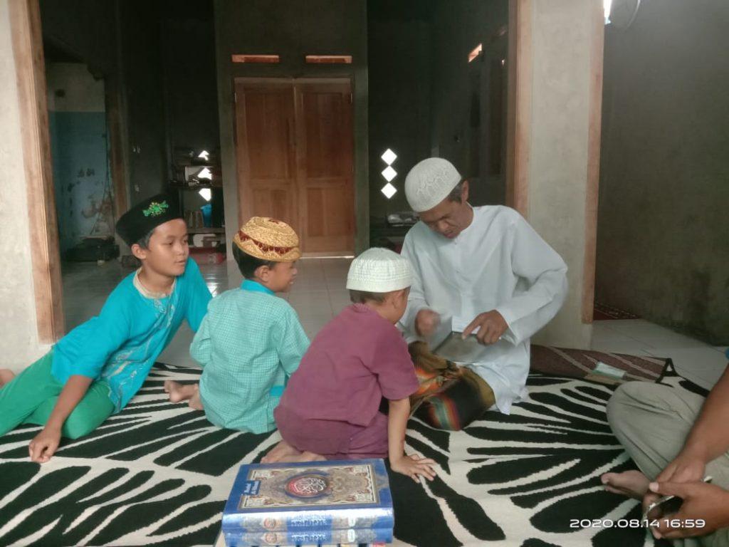 Wakaf Al-Qur'an Untuk Desa Desa Terpenci