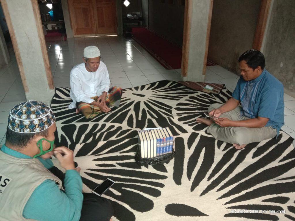 Wakaf Al-Qur'an Untuk Desa Desa Terpencil 1