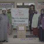 Bantuan Al Quran untuk Korban Banjir Masamba