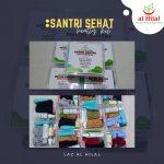 AL HILAL INFORMASI Program Santri Sehat, Healty Kit