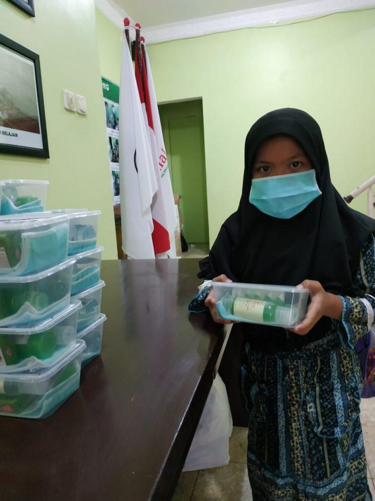 Healty Kit Untuk Santri 1