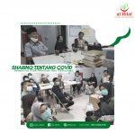LAZ AL HILAL Sharing Tentang COVID-19 Bersama Pak Hendra Dan Keluarga