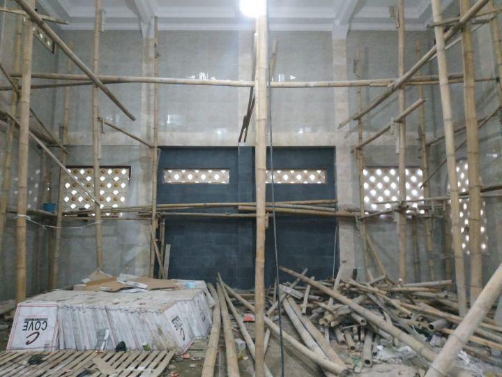 Laporan Keuangan dan Progres Pembangunan Masjid Pesantren al-Hilal 2