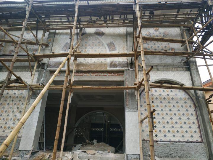 Laporan Keuangan dan Progres Pembangunan Masjid Pesantren al-Hilal 3