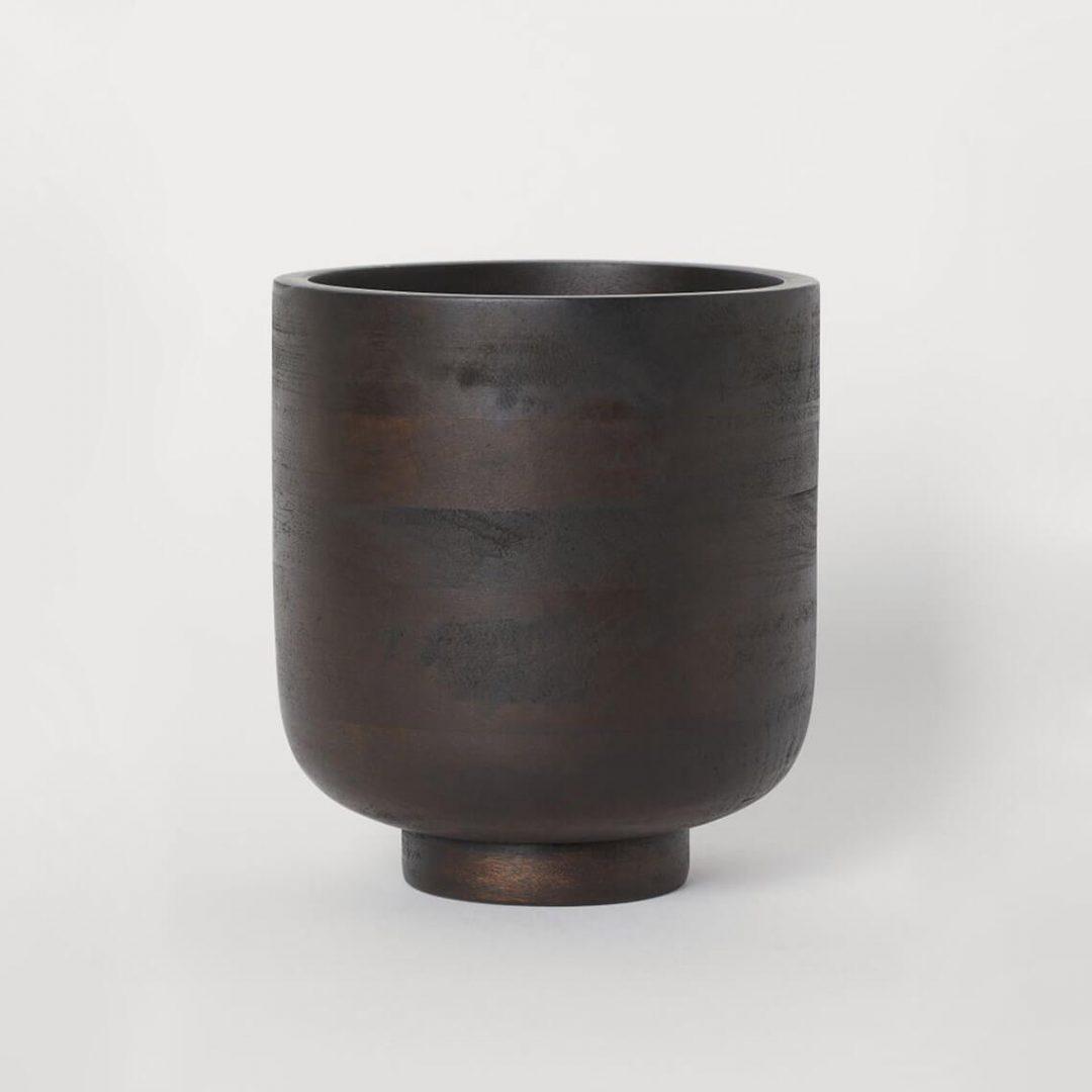Wooden Plant Pot 1