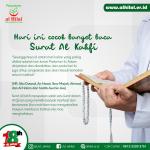 Hari ini Cocok Banget Baca Surat Al Kahfi!