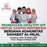 Healty Kit Untuk Santri Indonesia