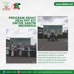 PESANTREN AL HILAL Healty Kit Untuk Santri Indonesia