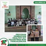 LAZ AL HILAL Healty Kit Untuk Santri Indonesia