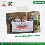 LAZ AL HILAL Pembagian Healthy Kit Bersama Sahabat Al Hilal Garut